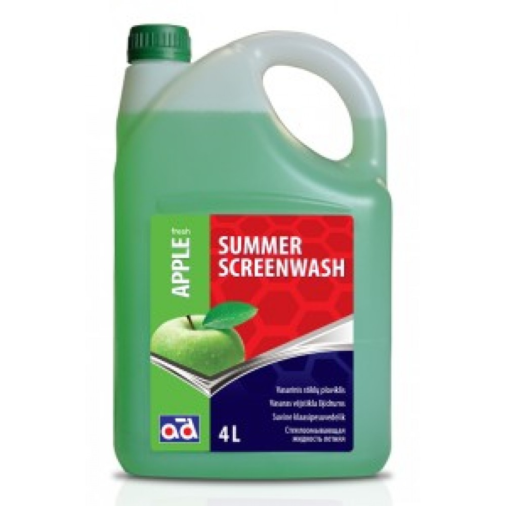 SCREENWASH SUMMER AD (4l.)